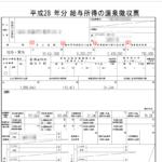 源泉徴収票の読み方