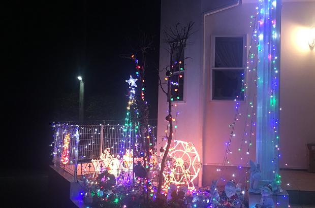 クリスマスの飾り付け、電飾がおよぼす電気代の沸騰!