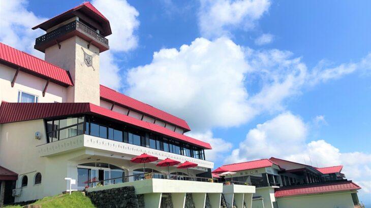 【配当金で旅行しよう】2021年夏の妙高、赤倉観光ホテル プレミアム棟 一泊旅行。眺め良し・温泉良し・雰囲気&食事良し!我が家の「推し宿」です
